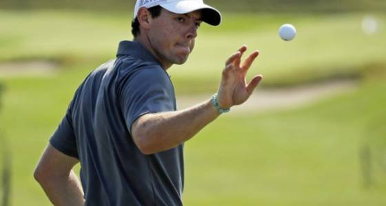 Rory McIlroy calls outing with Donald Trump 'simply a round of golf'