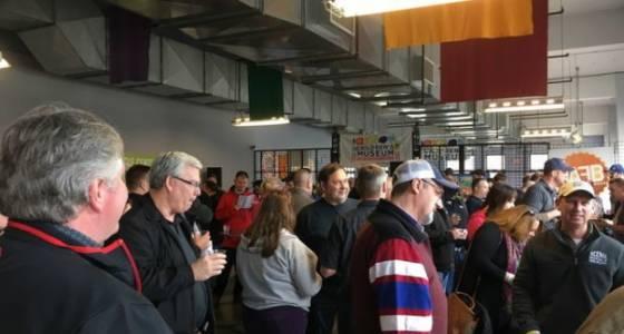 Rubber City Beer Fest, Sibling Revelry beer dinner, more - beer calendar
