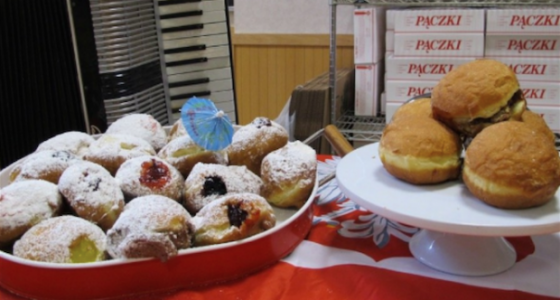 Rudy's Strudel prepares for Paczki Day: Follow along on social media Monday (Snap, Facebook, Instagram, Twitter)