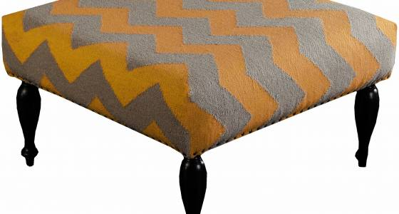 Rug fabrics move up off the floor
