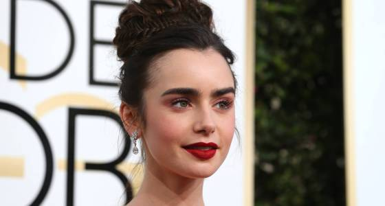 'Rules Don't Apply' Star Lily Collins Reveals Eating Disorder, Insecurities Stemming From Her Father Phil Collins