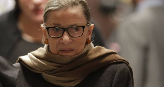 Ruth Bader Ginsburg Skipped Trump's Congress Address? 'Notorious RBG' Absent From First Big Presidential Speech