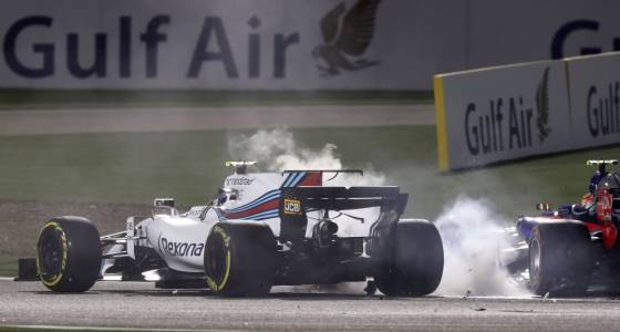 Sainz: Stroll incident showed his inexperience