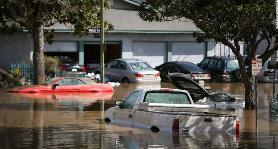 San Jose in recovery mode after flooding