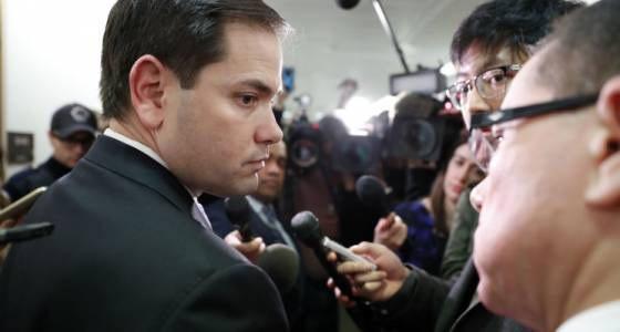 Sen. Marco Rubio concerned about Trump's proposed budget cuts