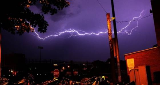Severe thunderstorm warning issued for Cleveland, Northeast Ohio