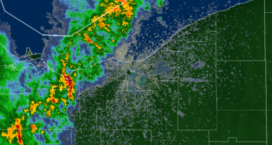 Severe thunderstorm watch issued for counties across Ohio, Cuyahoga included through 2 a.m.