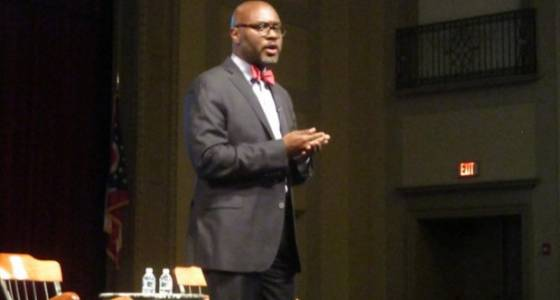 Shaker Schools Superintendent Hutchings talks of pride in district, need for physical repairs