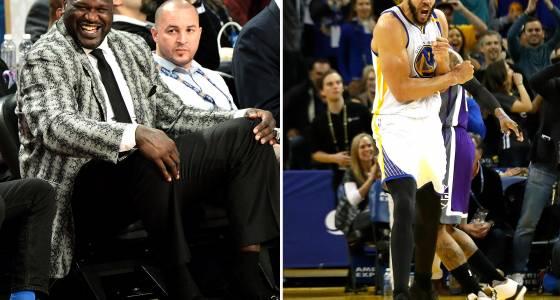 Shaq's mom puts an end to NBA's stupidest feud