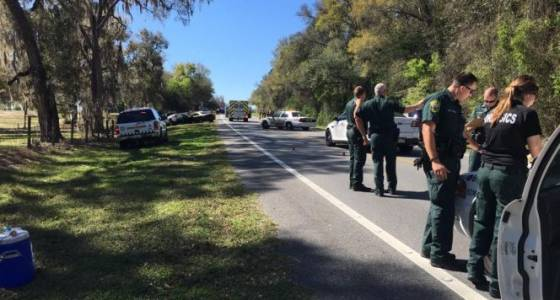 Shots fired at Sabal Trail Pipeline site lead to suspect's death in Citrus County
