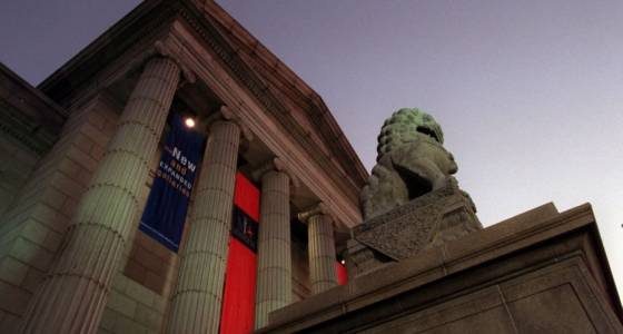 Shoving match erupts inside Minneapolis Institute of Art; one involved had look of neo-Nazi