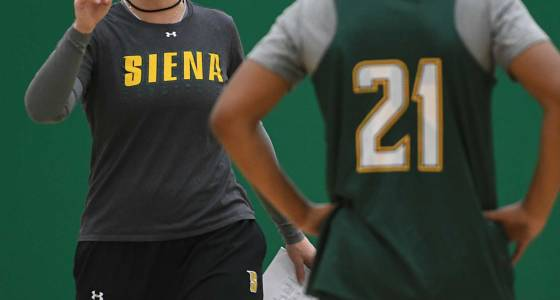 Siena women hope improvement continues in MAAC Tournament