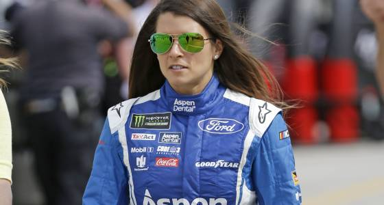 Sponsor fires back: Danica Patrick's team couldn't control her