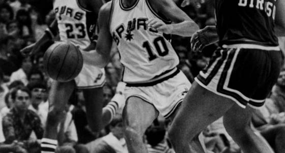 Spurs Where Are They Now? Louie Dampier