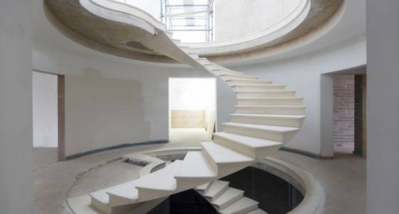 Stair of the week is a spectacular spiral