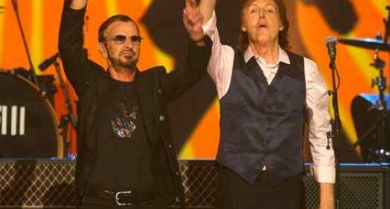 Steve Smith: McCartney and Starr reunite in studio, Roger Waters considers 'The Wall' at U.S.-Mexico border, more