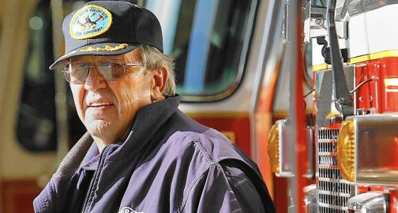 Stuart Stone, publisher of 2 weeklies and longtime volunteer firefighter, dies