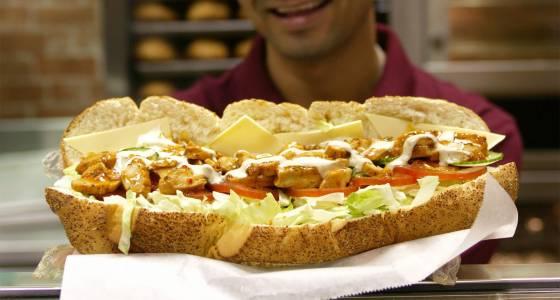 Subway's 'chicken' sandwich is only kinda sorta chicken