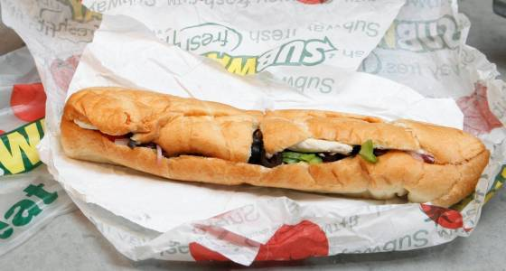 Subway chicken in Canada was part meat, part something else, according to DNA analysis