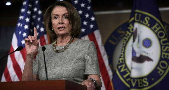 Sunday on &lsquoThis Week&rsquo: Sarah Huckabee Sanders, Rep. Nancy Pelosi, and Rep. Mark Meadows