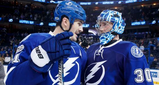 Surging Lightning are leaning in