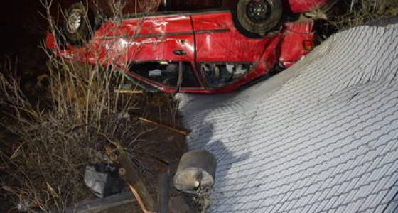 Suspected DUII crash in Bend sends 1 to Portland hospital