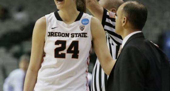 Sydney Wiese's Oregon State diary: 'What a ride' to third consecutive Pac-12 title