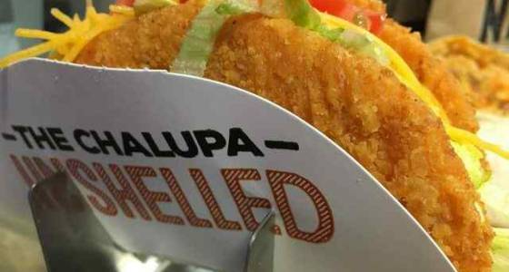 Taco Bell removing Naked Chicken Chalupa from menus soon