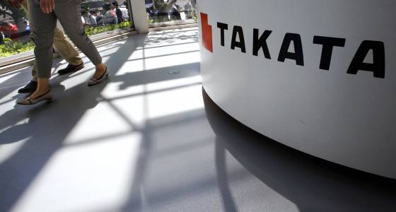 Takata pleads guilty to deadly air bag scheme, will pay $1 billion