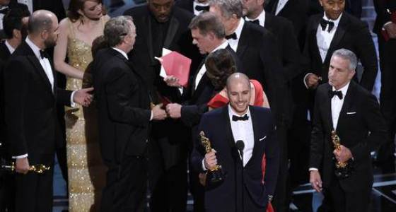 Take two: 'Moonlight' wins best picture at Academy Awards