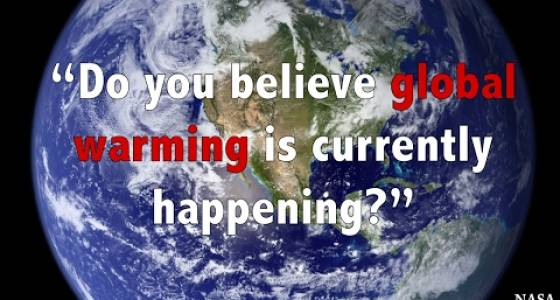 Talk It Out: Majority of Americans agree global warming is primarily due to human activities. What do you think?