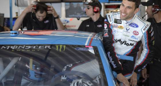 Tampa's Aric Almirola still living the NASCAR dream, bumps and all