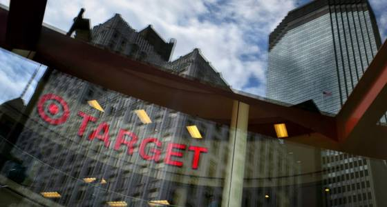 Target stock sees largest one-day drop since 2008