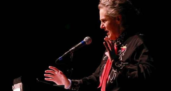 Temple Grandin, famed autism activist, honored in Santa Rosa