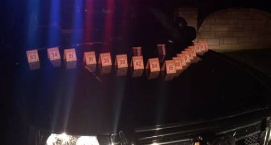 Texas police department has had enough of Whataburger fans stealing table tents