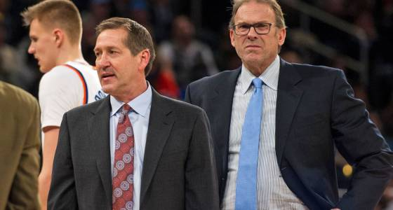 The Knicks' triangle is rising again, and so is Kurt Rambis