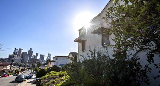 The luxury housing that Measure S would stop doesn't actually require many evictions