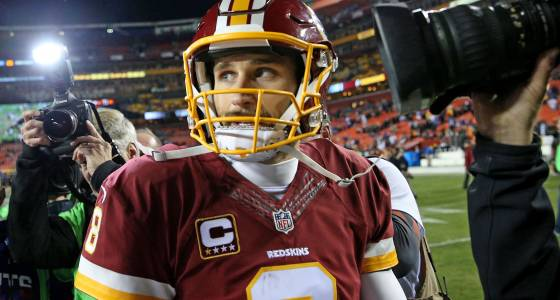 The Redskins' Kirk Cousins indecision is getting ridiculous