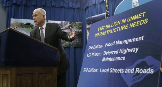 The true legacy of Gov. Jerry Brown