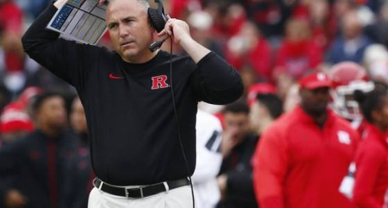 The unusual way ex-Rutgers coach Kyle Flood paid his $50K disciplinary fine