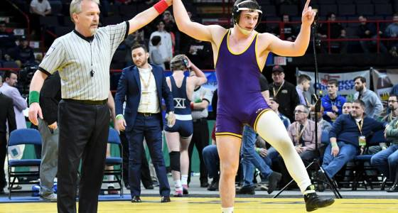 Three Section II wrestlers win state titles