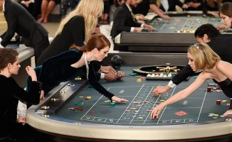 From The Catwalk To The Big Screen - Casino's In Vogue