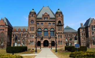 How a Canadian Provincial Legislature is Embroiled in the Global Political Fire