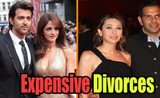 The 5 Biggest Celebrity Divorces Of The 2000's