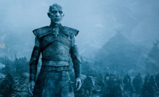 The White Walker