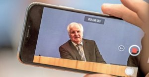 5G: Horst Seehofer wants to fast mobile for all