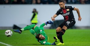 German Cup: Leverkusen counters into the round of sixteen