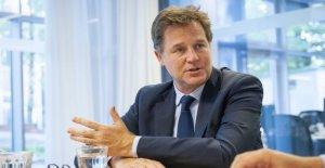 Nick Clegg: Former British Deputy Prime changes to Facebook