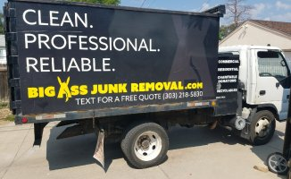 Residential Junk Removal in Denver Colorado