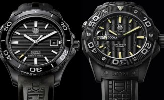 The Tag Heuer Aquaracer Water Lover's Watch